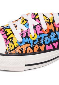 Trampki Converse w kolorowe wzory