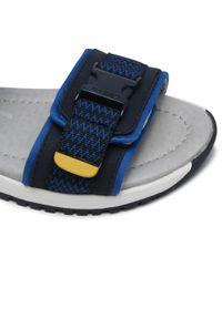 Mayoral - Sandały MAYORAL - 45311 Klein 45. Kolor: niebieski. Materiał: materiał. Sezon: lato. Styl: klasyczny
