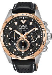 Zegarek Pulsar Zegarek Pulsar Solar męski chronograf PZ5110X1
