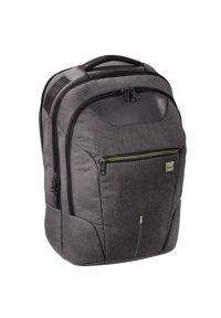 Szary plecak na laptopa hama casualowy