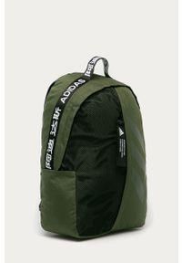 Oliwkowy plecak adidas Performance gładki