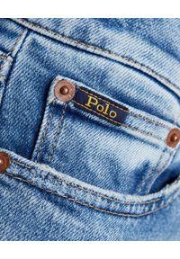Ralph Lauren - RALPH LAUREN - Jeansy Skinny. Okazja: na co dzień. Kolor: niebieski. Wzór: aplikacja. Styl: klasyczny, casual #2