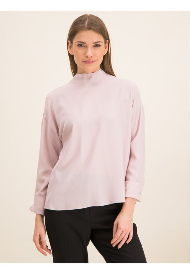 iBlues Bluzka 71160396 Różowy Regular Fit. Kolor: różowy