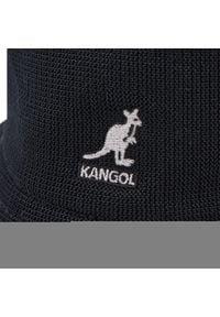 Kangol - Kapelusz KANGOL - Bucket Tropic Bin K3299HT Black BK001. Kolor: czarny. Materiał: poliester, materiał #4