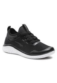 Bagheera - Sneakersy BAGHEERA - Swift 86517-2 C0108 Black/White. Okazja: na co dzień. Kolor: czarny. Materiał: materiał. Szerokość cholewki: normalna. Sezon: lato. Obcas: na płaskiej podeszwie. Styl: casual