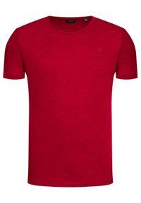 Jack&Jones PREMIUM T-Shirt Bluvance 12185027 Czerwony Regular Fit. Kolor: czerwony