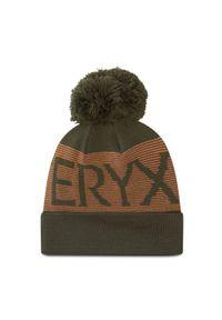 Zielona czapka zimowa Arc'teryx