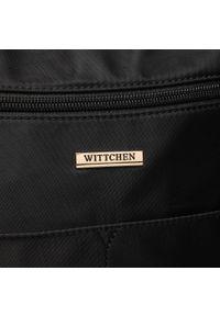 Wittchen - Torebka WITTCHEN - 92-4Y-106-1 Czarny. Kolor: czarny. Rodzaj torebki: na ramię
