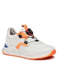 Froddo - Sneakersy FRODDO - G3130166-4 M White. Okazja: na spacer, na co dzień. Kolor: biały. Materiał: skóra. Szerokość cholewki: normalna. Styl: casual