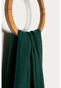 Zielony szalik Answear Lab wakacyjny