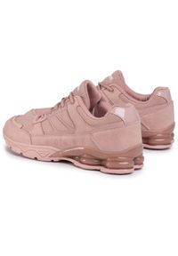 Różowe buty do fitnessu Sprandi z cholewką, na co dzień