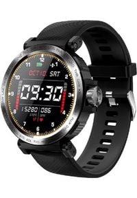 Smartwatch Senbono S18 Smart Czarny (27668). Rodzaj zegarka: smartwatch. Kolor: czarny