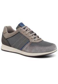 Geox Sneakersy U Avery C U02H5C 02214 C9004 Szary. Kolor: szary