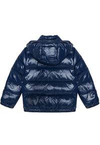 Niebieska kurtka puchowa Polo Ralph Lauren polo #3