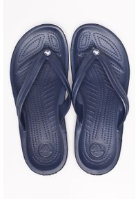 Niebieskie japonki Crocs