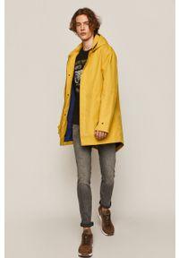 Żółta kurtka medicine gładkie, casualowa #8