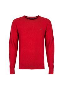 Sweter TOMMY HILFIGER casualowy, na co dzień