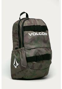 Zielony plecak Volcom