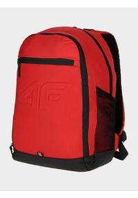 Czerwony plecak 4f