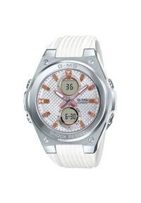 Casio - CASIO ZEGAREK G-SHOCK MSG-C100-7AER. Rodzaj zegarka: cyfrowe. Styl: sportowy, casual