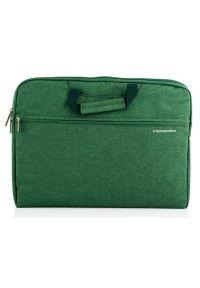 Zielona torba na laptopa MODECOM