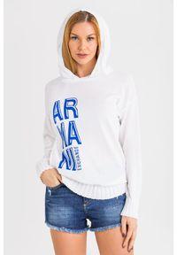 Sweter Armani Exchange do pracy