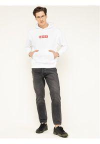 Levi's® Jeansy 501® 28894-0169 Szary Slim Fit. Kolor: szary. Materiał: jeans #6