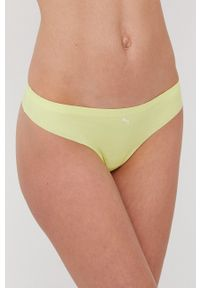 Puma - Stringi (2-pack). Kolor: żółty