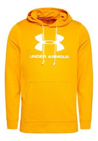 Żółta bluza Under Armour