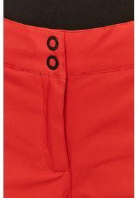 Czerwone spodnie sportowe Rossignol snowboardowe, Thinsulate