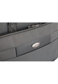 Czarna torba na laptopa ART w kolorowe wzory #7