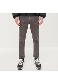 Szare spodnie Reserved