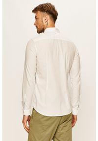 Biała koszula Tom Tailor Denim na co dzień, casualowa