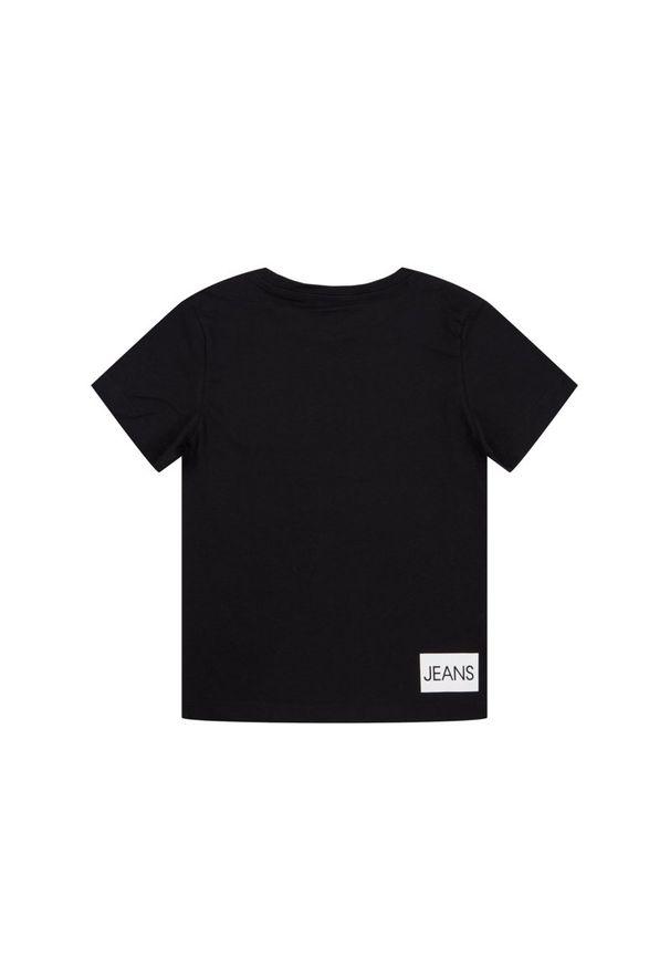 Czarny t-shirt Calvin Klein Jeans