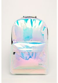 Spiral - Plecak. Kolor: srebrny