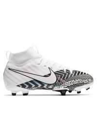 Buty piłkarskie dla dzieci korki Nike Mercurial Superfly 7 Academy MDS MG BQ5409. Materiał: skóra, syntetyk. Szerokość cholewki: normalna. Sport: piłka nożna