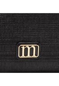 Czarna torba plażowa Monnari skórzana