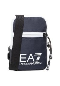 Niebieska nerka EA7 Emporio Armani
