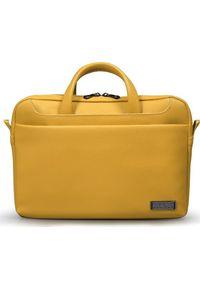 "PORT DESIGNS - Torba Port Designs Zurich 13-14"" Żółta (110310). Kolor: żółty"
