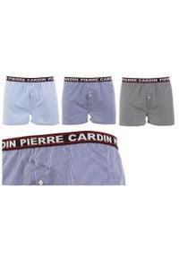 Pierre Cardin - SZORTY PIERRE CARDIN 1PAK KRATA. Materiał: guma, bawełna