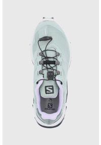 salomon - Salomon - Buty Supercross 3. Nosek buta: okrągły. Kolor: zielony