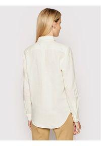 Polo Ralph Lauren Koszula Lsl 211827658008 Żółty Relaxed Fit. Typ kołnierza: polo. Kolor: żółty
