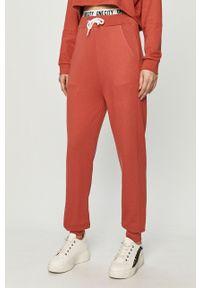 Spodnie dresowe only z nadrukiem #4
