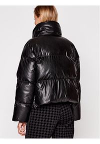 MICHAEL Michael Kors Kurtka puchowa MF02J43FLY Czarny Regular Fit. Kolor: czarny. Materiał: puch