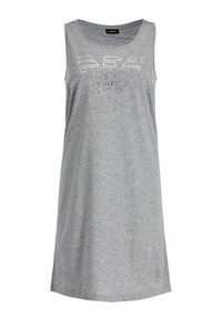Emporio Armani Underwear Koszula nocna 164189 9P261 00748 Szary Regular Fit