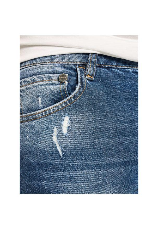 Niebieskie jeansy Iceberg