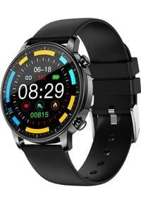 Smartwatch Colmi V23 Pro Czarny (V23 Pro Black). Rodzaj zegarka: smartwatch. Kolor: czarny