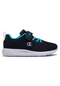 Champion Sneakersy Sprint B Ps S31882-S21-BS501 Granatowy. Kolor: niebieski. Sport: bieganie