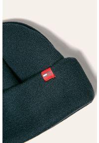 Niebieska czapka Tommy Jeans