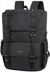 Czarny plecak na laptopa Coolpack